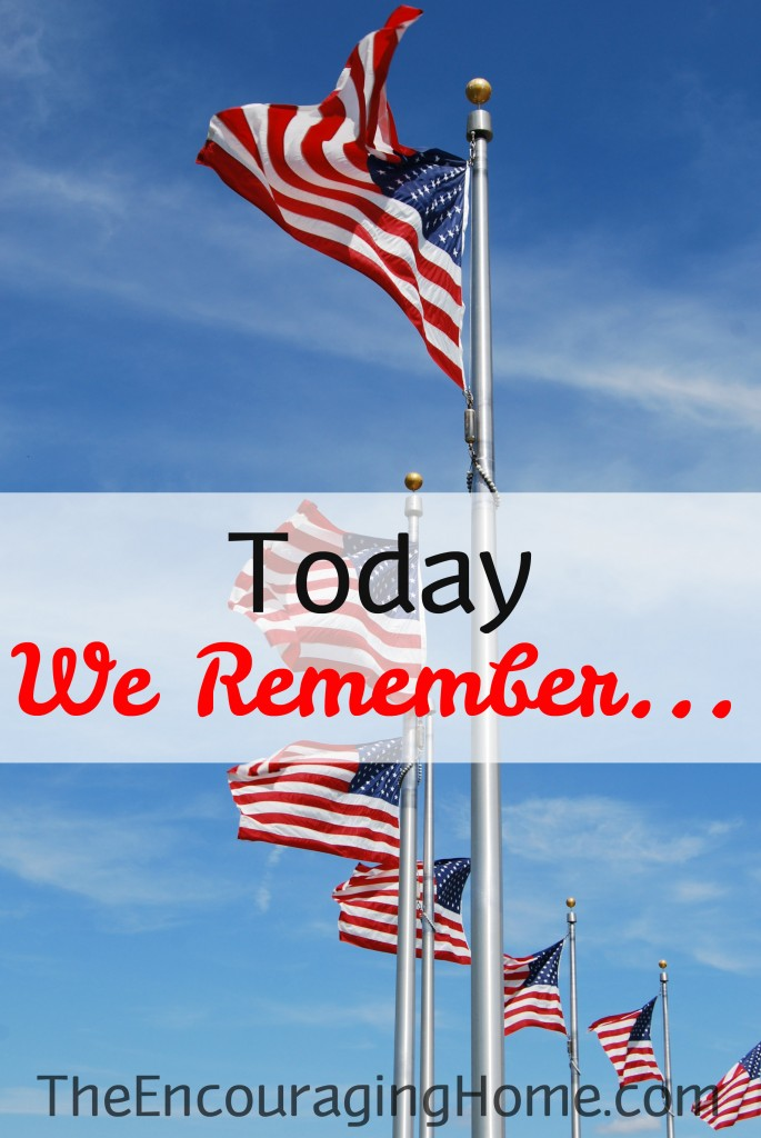 Today We Remember...