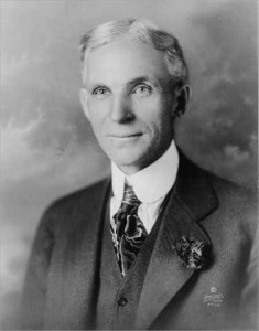 Henry Ford, Model T, famous engineer