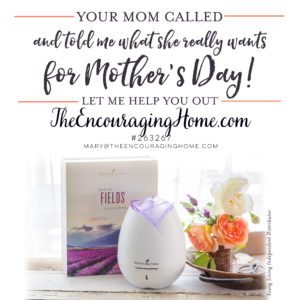 Mother's Day essential oils gift