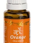 Lift your spirits and calm yourself with Young Living Orange Essential Oil