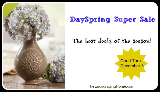 Check out the great deals at DaySpring!
