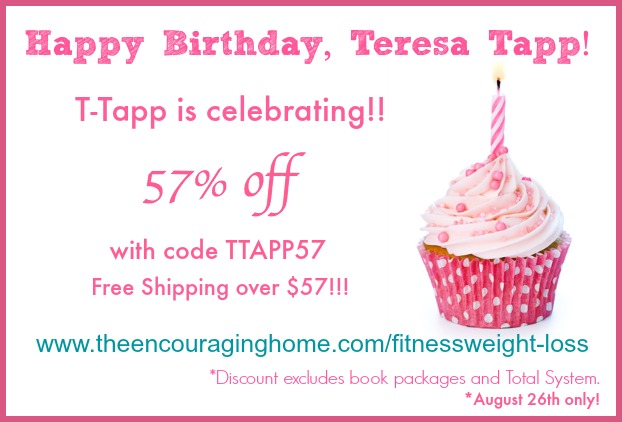 T-Tapp Workouts Discount