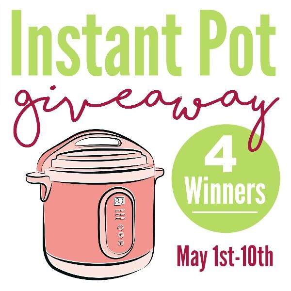 Win an Instant Pot for Mother's Day