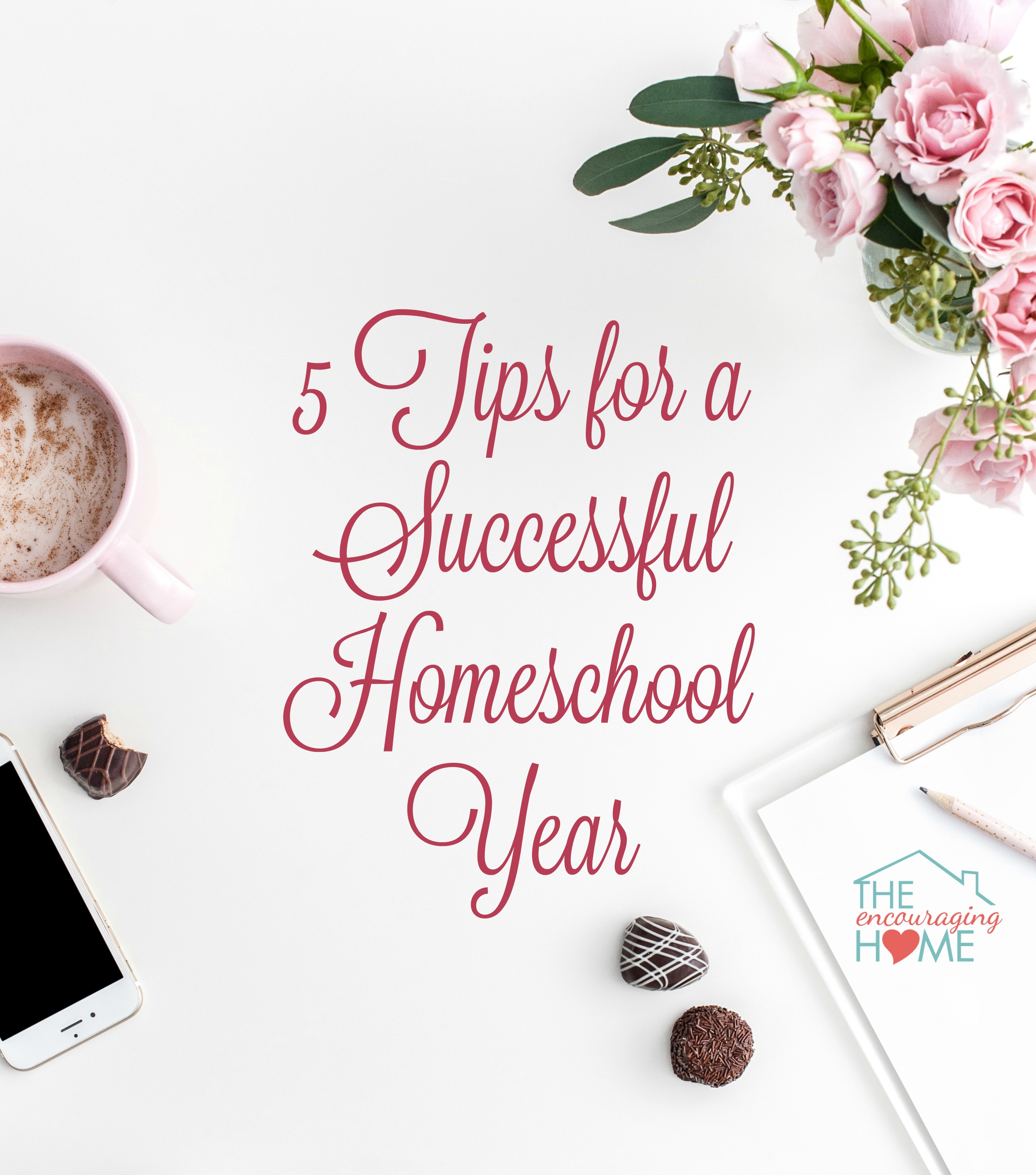 5 Tips for a Successful Year {and a Giveaway!}